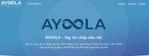Vay ngắn hạn với mức vay lên đến 70 triệu tại App AYOOLA
