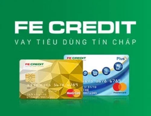 Hướng dẫn mở thẻ tín dụng FE Credit