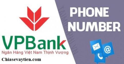Số điện thoại tổng đài vpbank là bao nhiêu? Cập nhập mới nhất 2020
