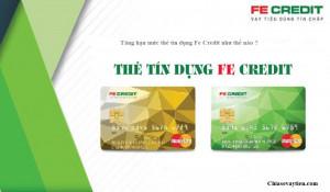 Cách tăng hạn mức thẻ tín dụng Fe Credit mới nhất 2020