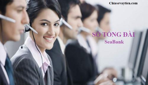 Tổng đài SeABank 1900 555 587 ! Hotline chăm sóc khách hàng miễn phí