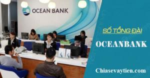 Số tổng đài OceanBank - Ngân hàng Đại Dương Việt Nam