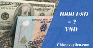 100 Đô la bằng bao nhiêu tiền Việt? Cập nhập mới nhất 2020