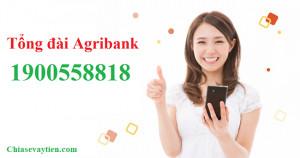 Tổng đài Agribank hỗ trợ 24/24 - Hotline Chăm sóc khách hàng