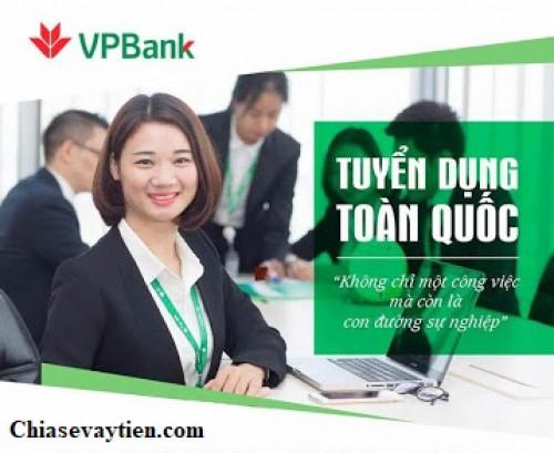 Tuyển dụng ngân hàng Vp Bank và các chế độ đãi ngộ của ngân hàng