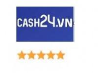 Vay tiền Online Cash24 - 0% Lãi Suất , Mức vay lên đến 15 Triệu
