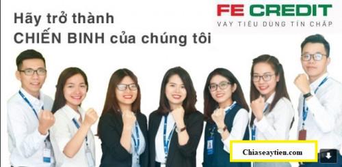 Fe Credit tuyển dụng Công Việc HOT trong Tài chính