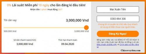 Vay Nhanh 3 Triệu MoneyCat - 0% Lãi Suất, Hỗ Trợ Vay Lên Đến 10 Triệu