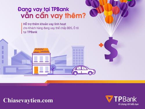 [Mới] Lãi suất vay ngân hàng TP Bank - Tháng 5/2020