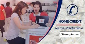 Tổng đài Home Credit Hotline Hỗ trợ khách hàng