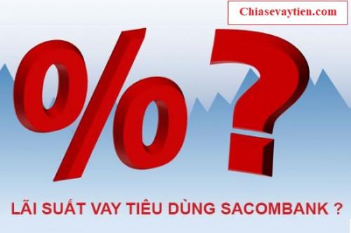 [Mới] Lãi suất vay ngân hàng Sacombank Tháng 5/2020
