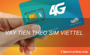 Vay Tiền Theo Sim Viettel là gì ? Hướng dẫn Vay tiền Theo Sim Viettel