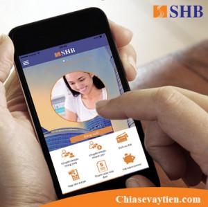 Đăng ký dịch vụ SHB Online/Intertnet Banking SHB
