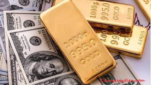 Giá vàng hôm nay 24/7 : Giá Vàng SJC và DOJI chính thức đạt 55 triệu đồng/lượng