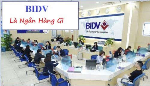 BIDV là ngân hàng hàng gì ? Ngân hàng BIDV Viết tắt là gì