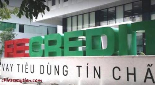 Công ty Tài Chính Fe Credit : Công ty Tài Chính TNHH MTV Ngân hàng Việt Nam Thịnh Vượng