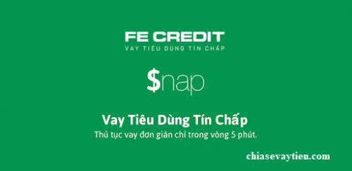 Fe Credit $nap là gì ? Hướng dẫn VAY TIỀN, MỞ THẺ ONLINE Fe $nap (FE Credit)