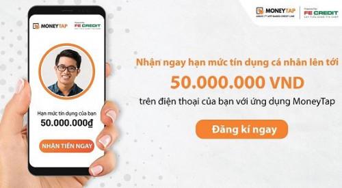 MoneyTap là gì ? Vay tiền Online 50 triệu MoneyTap như thế nào