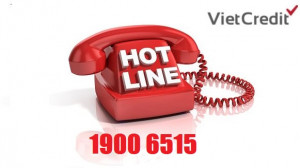 Tổng Đài VietCredit , Hotline hỗ trợ khách hàng 24/7