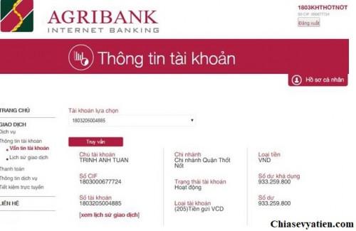 6 Cách Kiểm tra số dư tài khoản Agribank mới nhất 2021