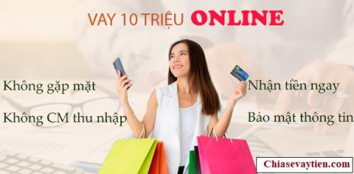 TOP 5 + App Cho vay nóng 10 triệu Online Lãi suất thấp Mới nhất 2021