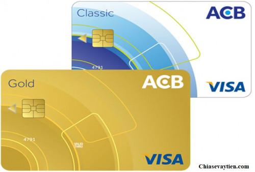Thẻ Visa ACB : Cách Làm thẻ Visa ACB nhanh nhất năm 2020