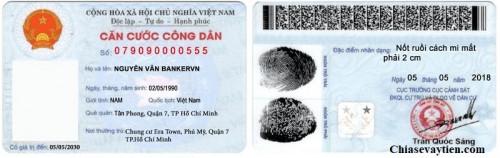 Làm Thẻ Căn Cước Công Dân (CCCD) ở đâu tại TP. HCM mới nhất 2021