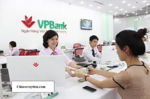 Vay tiền mặt ngân hàng VPBank lãi suất chỉ từ 0.8%/tháng mới nhất 2021