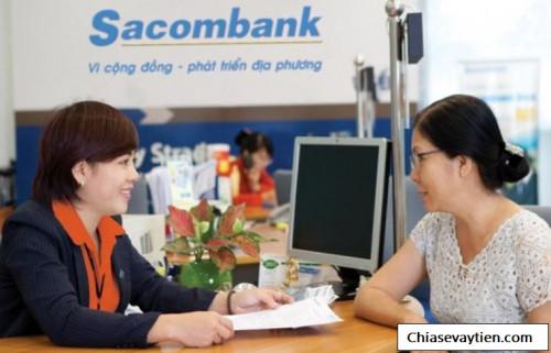 Vay tín chấp Sacombank : Điều kiện, Hạn mức, lãi suất mới nhất 2021