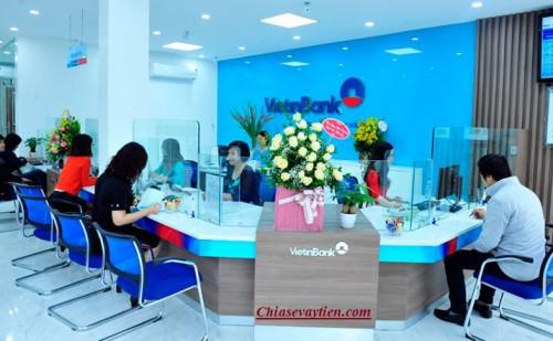 Biểu phí chuyển tiền ngân hàng Vietinbank mới nhất 2021