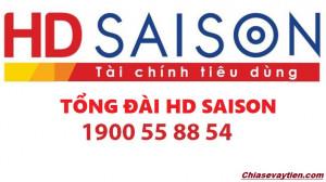 Tổng đài HD SAISON, Hotline HD Saison hỗ trợ khách hàng 24/7 mới nhất 2021