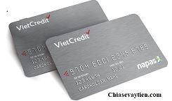 Đăng ký mở thẻ vay VietCredit