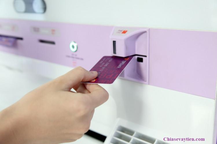 Đăng ký mở thẻ ATM tại TPBank LiveBank