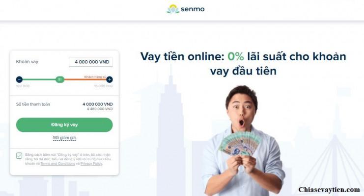 Vay tiền Senmo