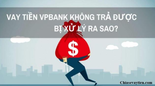 Trả trễ hạn VPBank có bị sao không