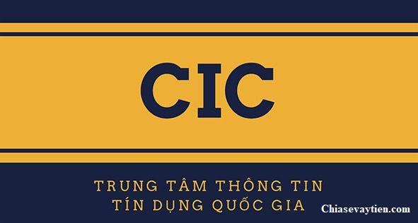 Xoá nợ xấu trên CIC