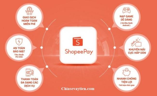 Lợi ích sử dụng ShopeePay