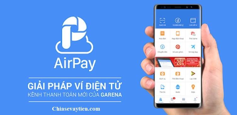 Ví điện tử AirPay là gì
