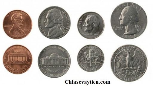 Đồng Đô la Mỹ bằng kim loại
