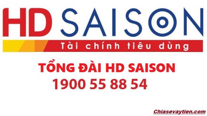 Tổng đài, Hotline HD Saison