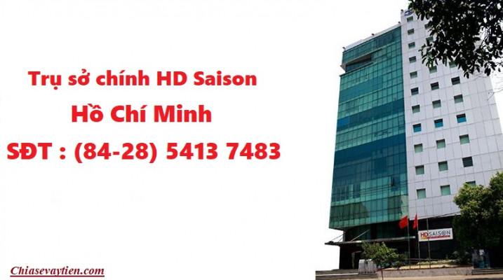 Thông tin liên hệ trụ sở chính HD Saison