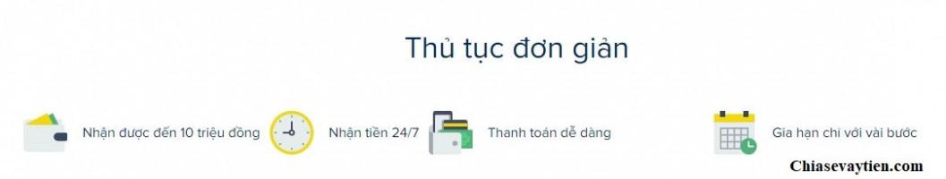 Đăng ký vay tiền Online Senmo.vn
