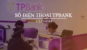 Số tổng đài TP BANK