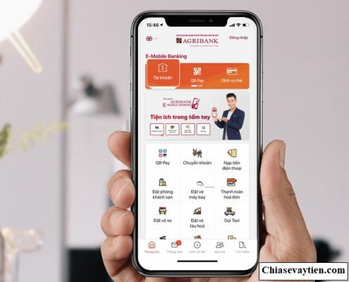 Kiểm tra số dư tài khoản Agribank qua Ứng dụngE-Mobile Banking