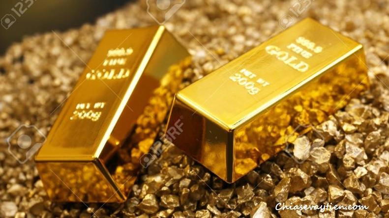 Giá vàng ngày 28/7 Giá vàng thế giới tiếp tục tăng mạnh và đạt kỷ lục mới