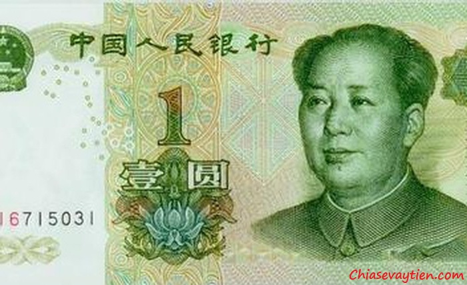 1 Tệ bằng bao nhiêu tiền Việt