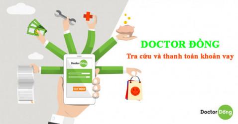 Tra cứu và thanh toán khoản vay tại DOCTORDONG
