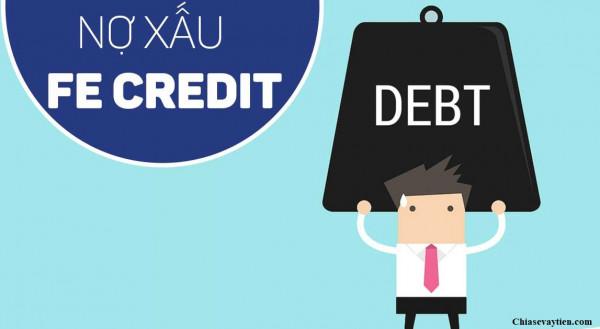 Nợ xấu Fe Credit